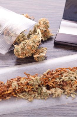 Joints roulés